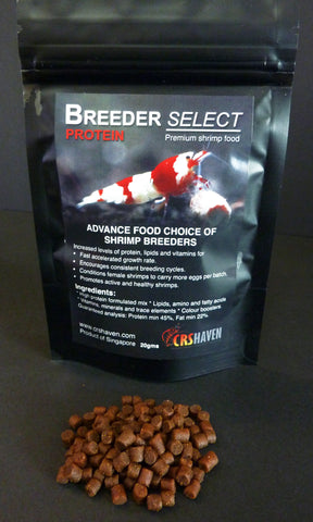 Breeder Select Protein