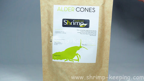 shrimp nature alders cone