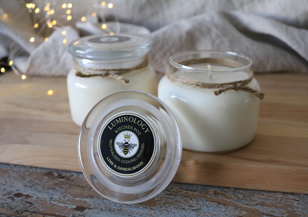 Apothecary Kitchen Jars