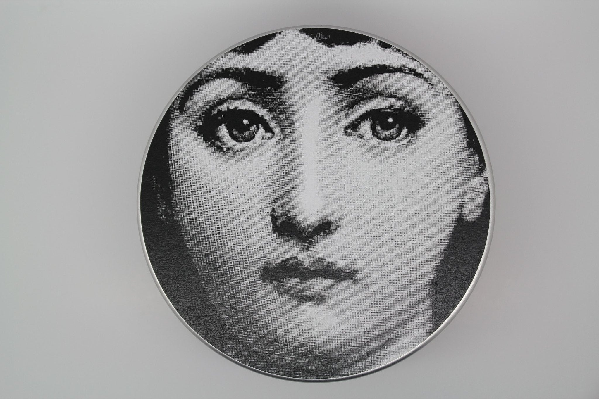 Fornasetti Tin - Persian Rose