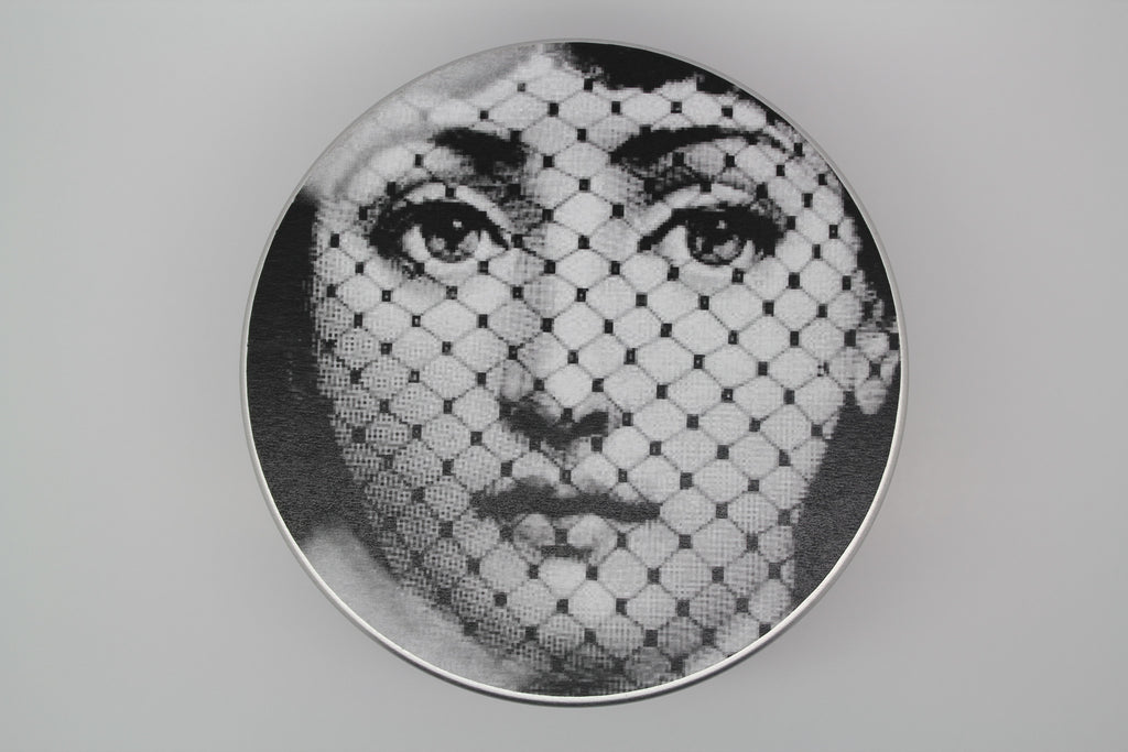 Fornasetti Tin - Vanilla & Blackberry
