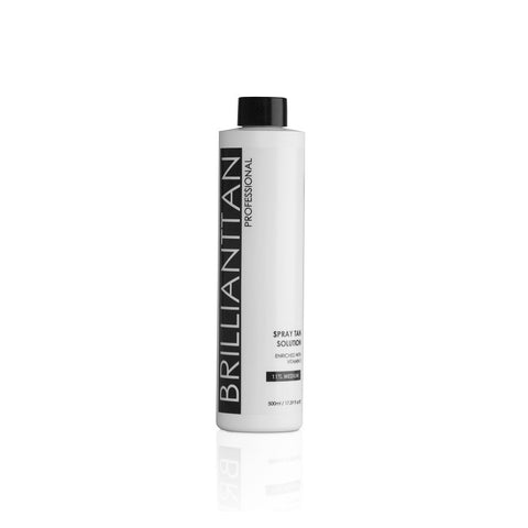 11% Medium Professional Spray Tan Solution 500 ml