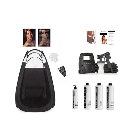 Brilliant - Spray Tan Business Start-up Kit (includes training DVD)