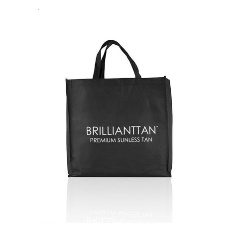 Brilliant Tan Carrier Bag