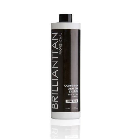 Brilliant Tan Self Tanner - Dark Incl. Tanning Mitt