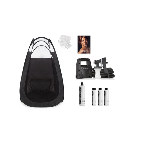 Basic Start-up Spray Tan Kit (ideal for home tanning)