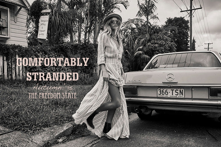 Comfortably Stranded | The Freedom State Autumn '15