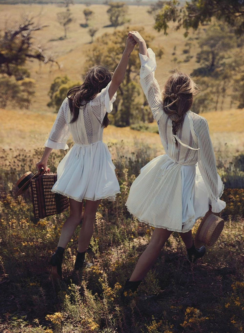 Picnic At Hanging Rock - Style Inspiration