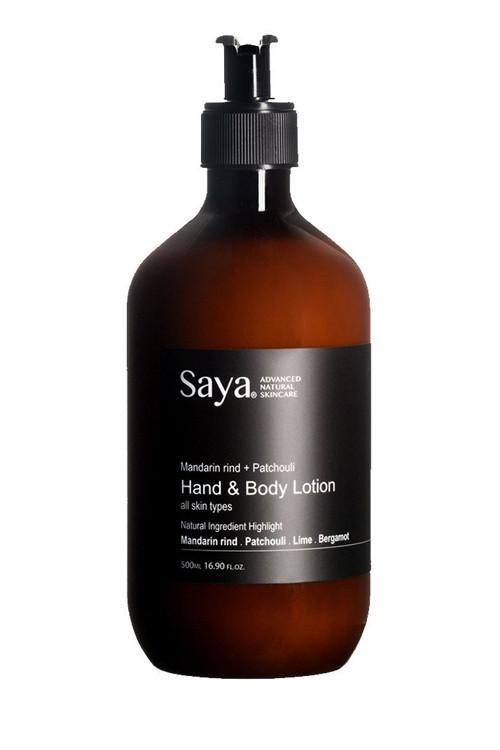 Organic Skincare | The Saya Way