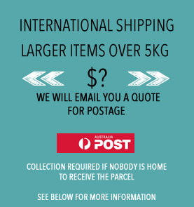 INTERNATIONAL SHIPPING BULKY POST