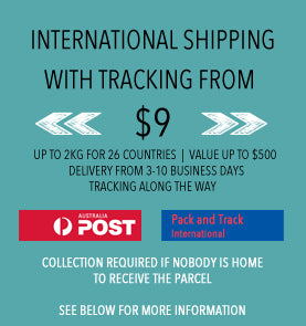 pack and track international