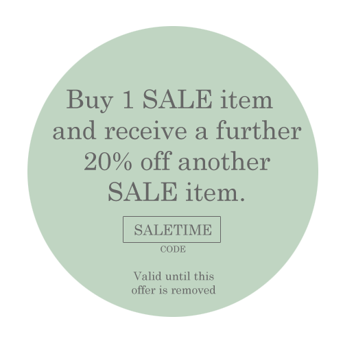 Buy 1 Sale item and get 20% off a second sale item
