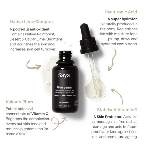 Glow Serum Benefits