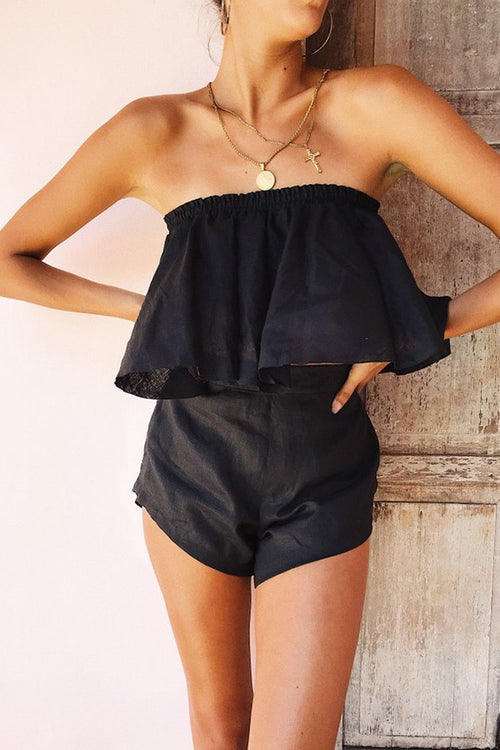 Lokoa | Kekoa Shorts - Black