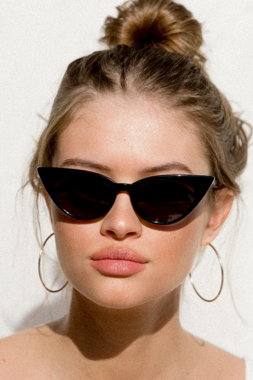 Brigitte Sunglasses - Black