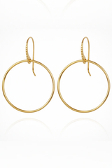 Hydra Earrings - Gold
