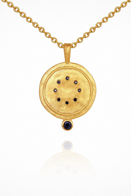 Temple Of The Sun | Issi Necklace - Gold