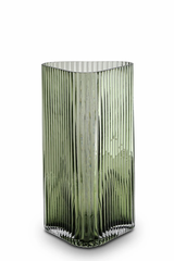 Profile Vase Green (M)