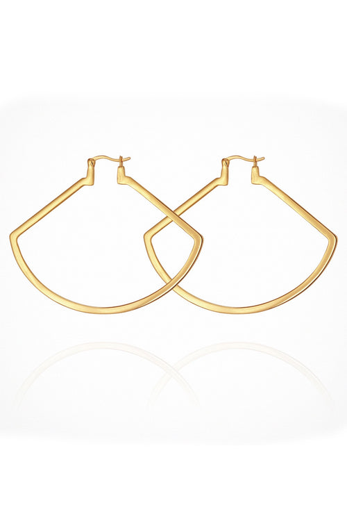 Aya Earrings - Gold