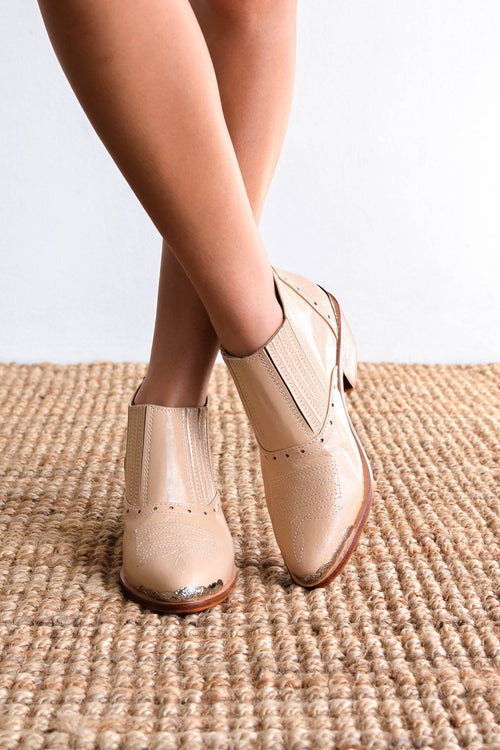 Chicko Boots - Cream