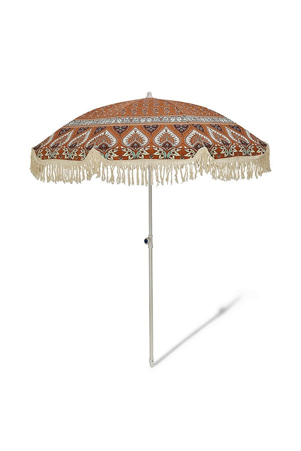 Salty Shadows | Nomad Beach Umbrella