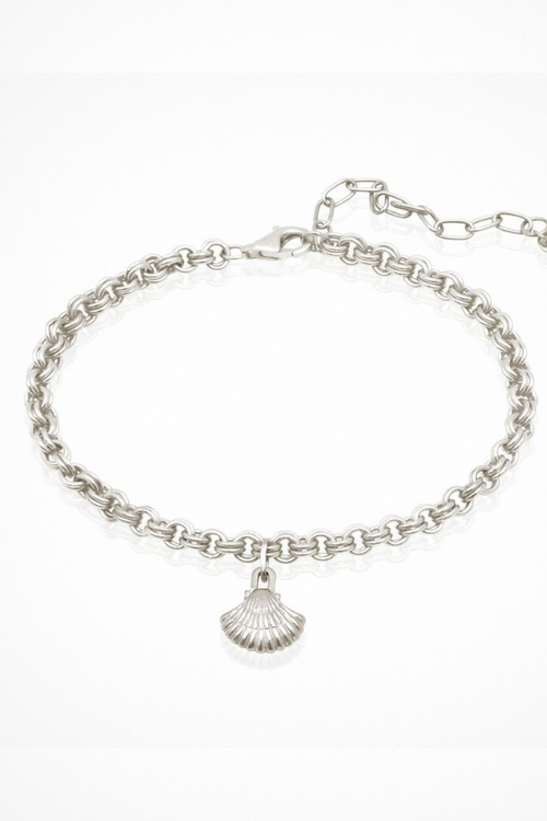 Temple Of The Sun | Sia Bracelet - Silver