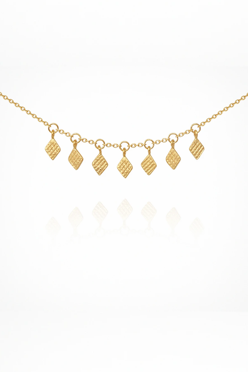 Raine Necklace - Gold