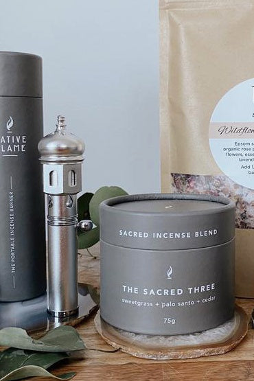 Sacred Incense Blend - Sacred Three