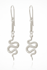 Camila Earrings - Silver