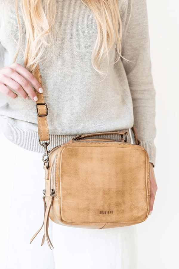 Berlin Bag - Natural