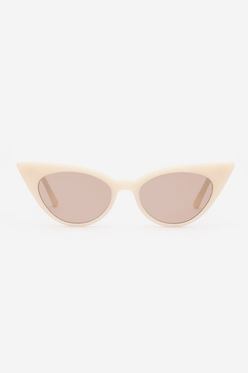 Brigitte Sunglasses - Cream