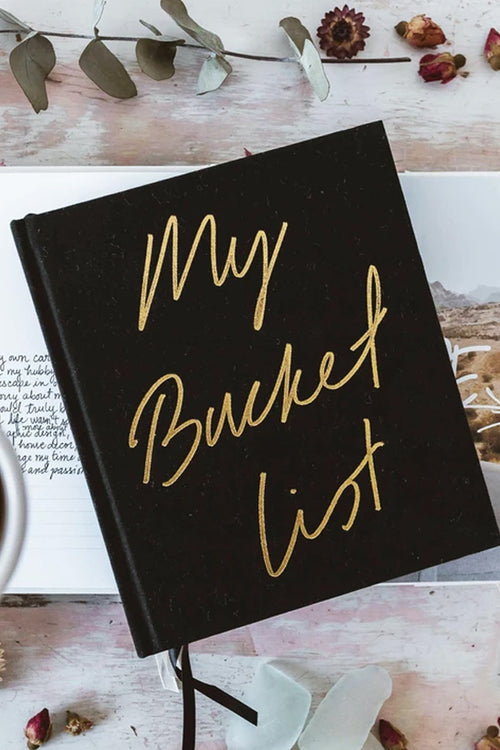 Axel & Ash | My Bucket List