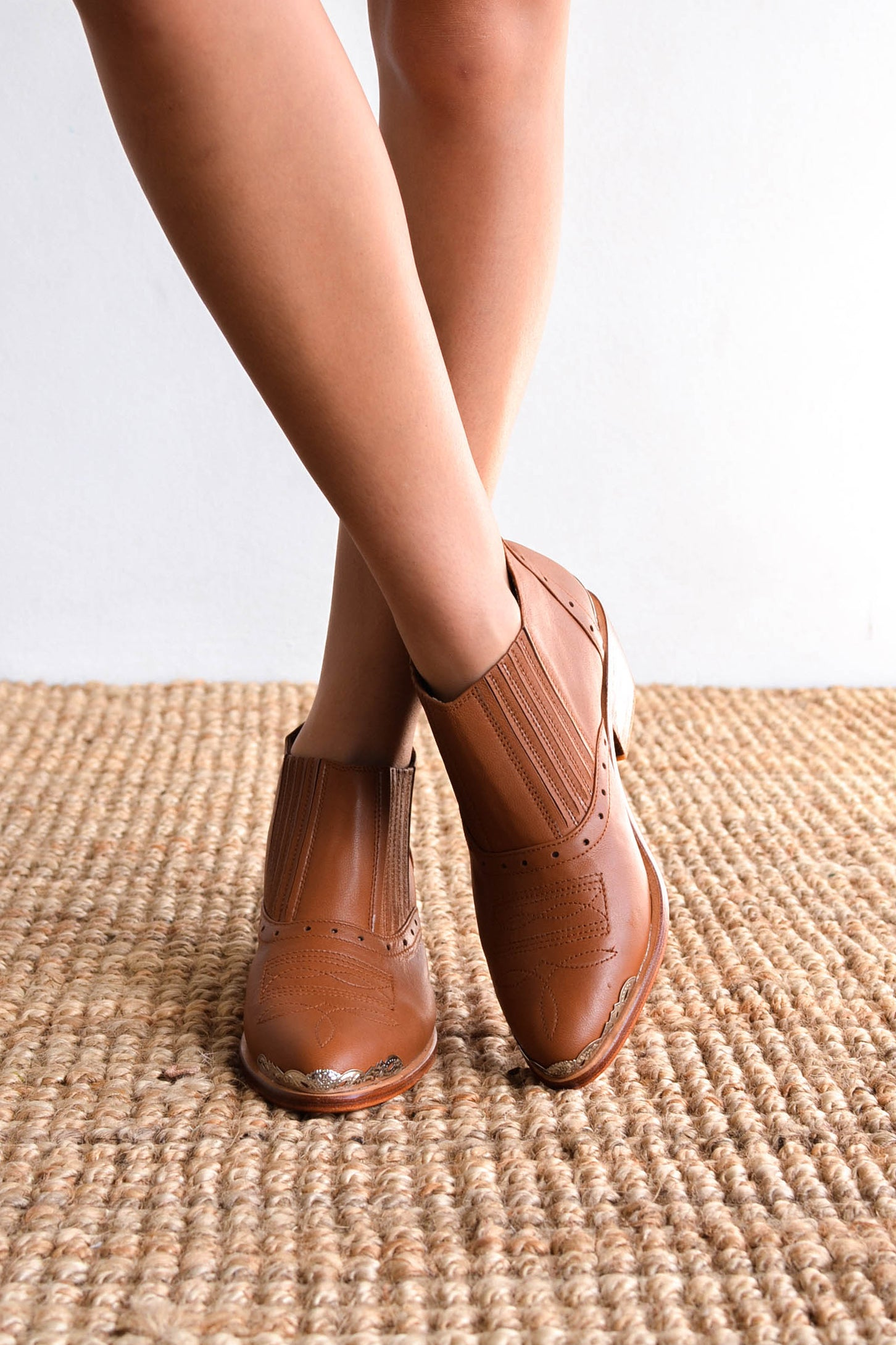 Chicko Boots - Coffee