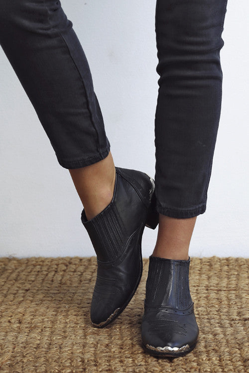 Chicko Boots in Black at The Freedom State