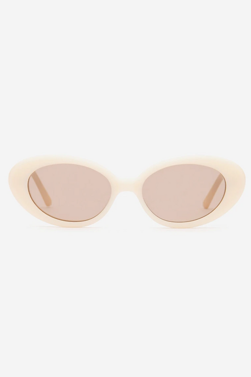 Jeanne Sunglasses - Cream