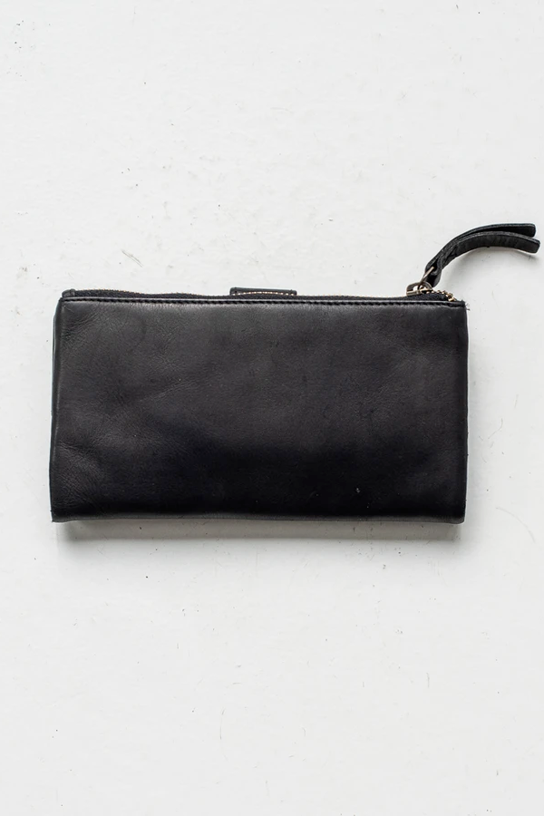 Juju & Co | Capri Wallet Large - Black