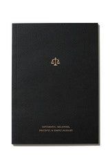 Libra Zodiac Notebook