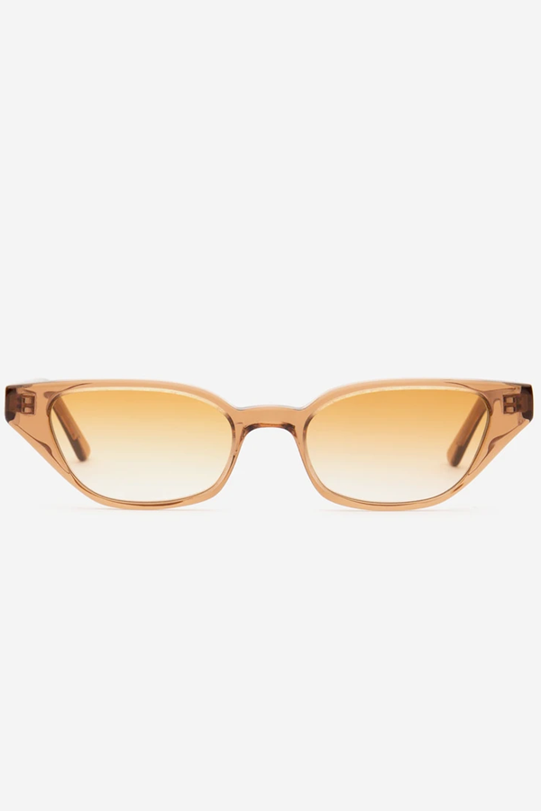 Lu Goldie | Margaux Sunglasses - Caramel