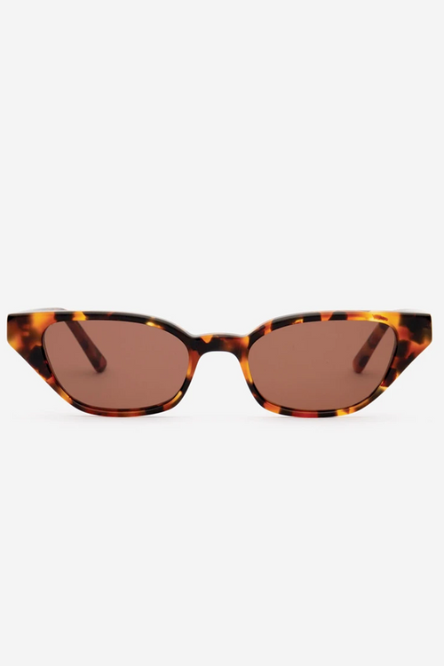 Margaux Sunglasses - Tortoise Shell