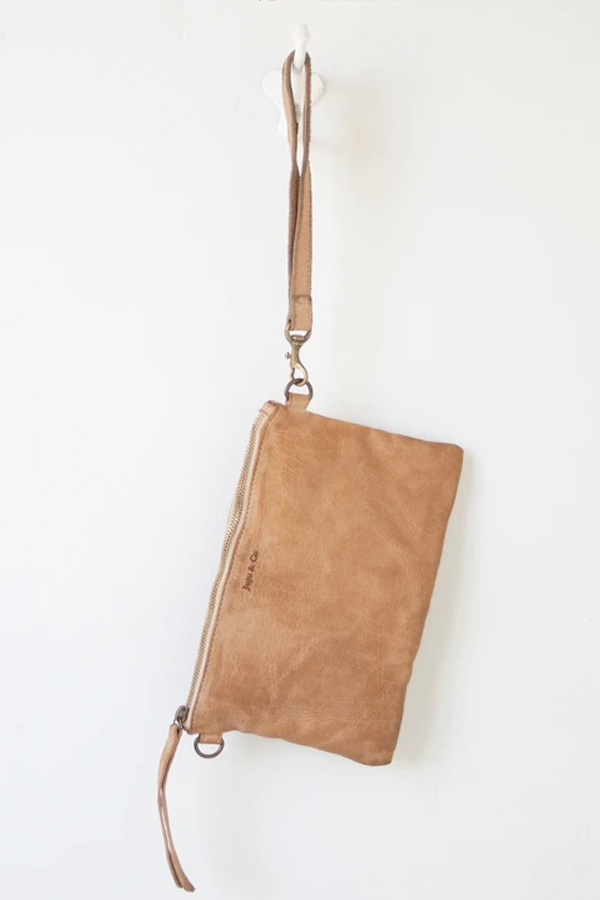 Juju & Co | Monterey Cross Body Small - Natural