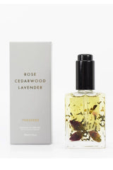 Rose Cedarwood Lavender Perfume Oil