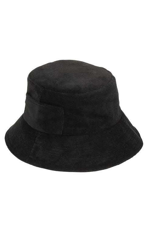 Lack of Color Australia Wave Bucket - Black Terry