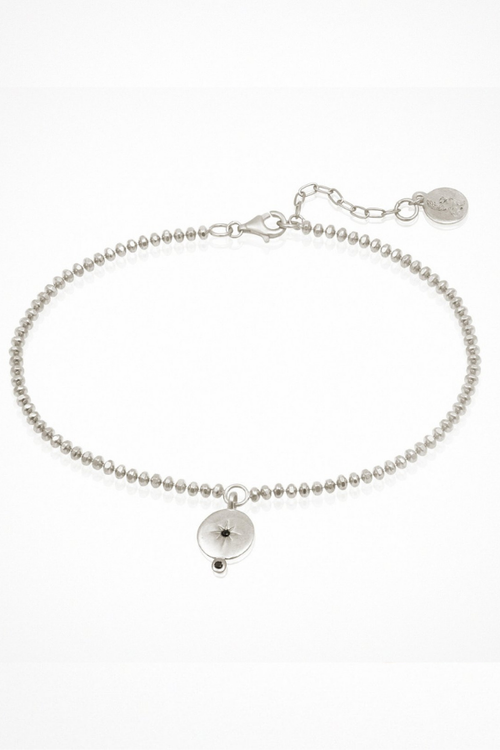 Temple Of The Sun | Stella Bracelet - Silver
