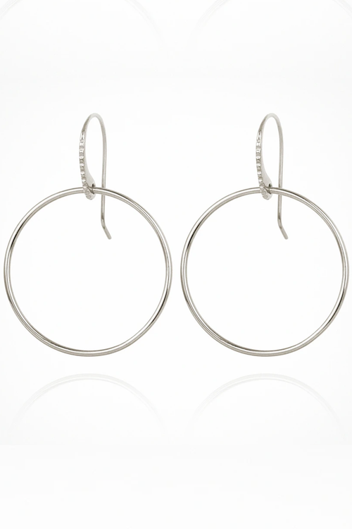 Hydra Earrings - Silver