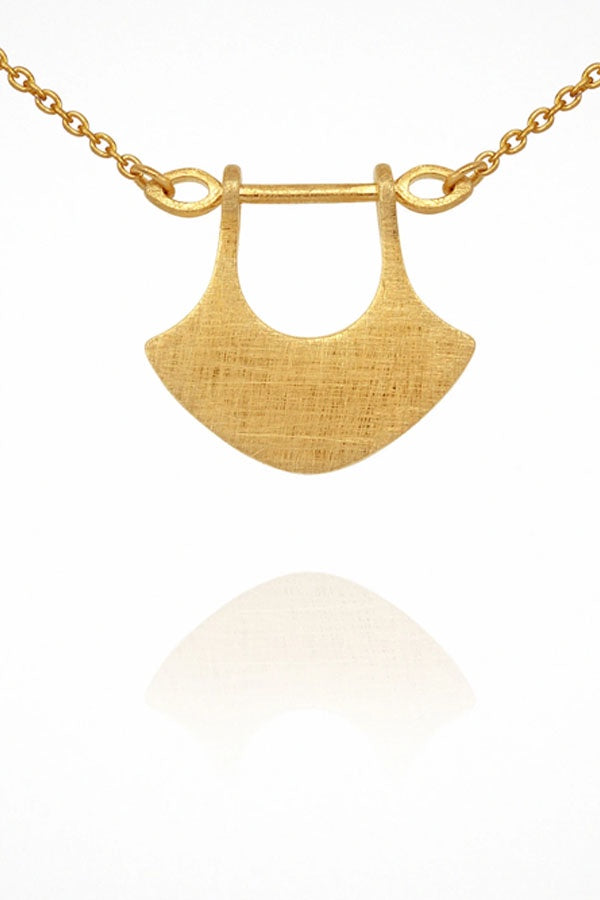 Alexis Necklace - Gold
