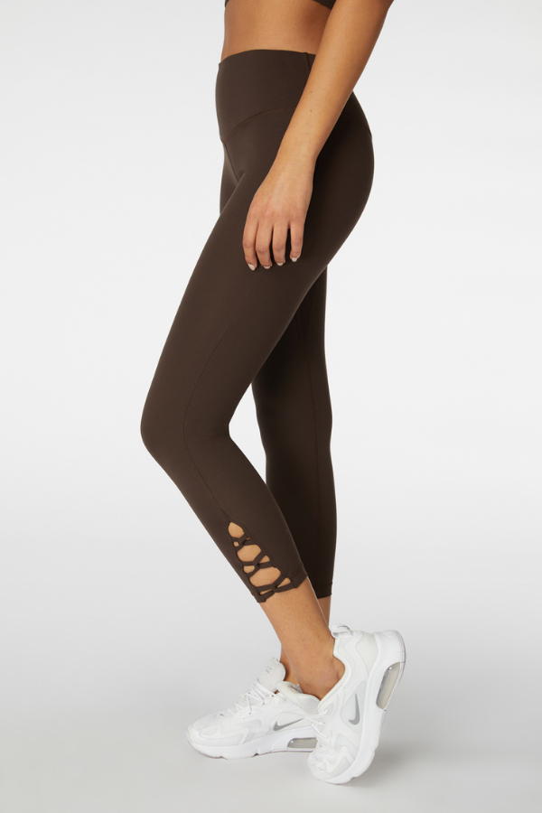 L'urv Activewear | Immersion Legging - Coffee