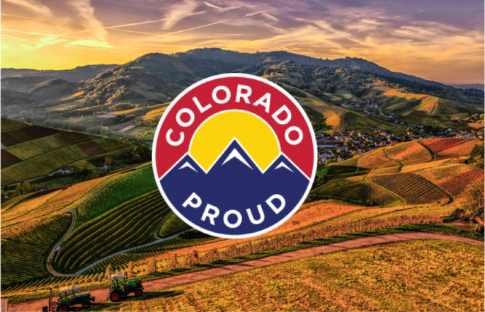 Colorado grown and manufactured