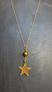 Wish Star necklace
