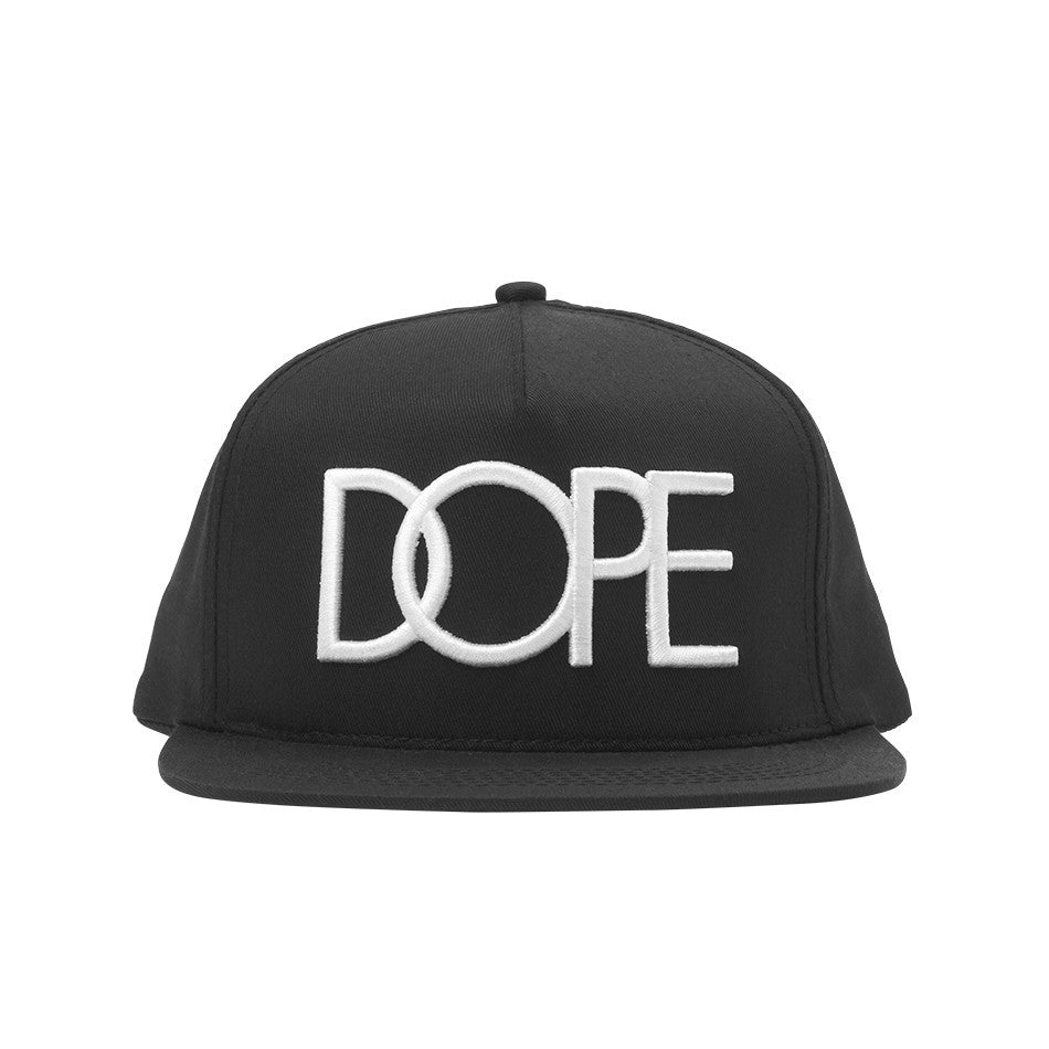 3D Embroidered Snapback