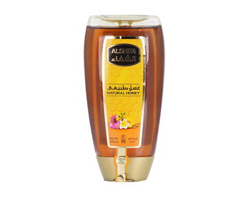 Al Shifa - Natural Honey - Squeeze Bottle